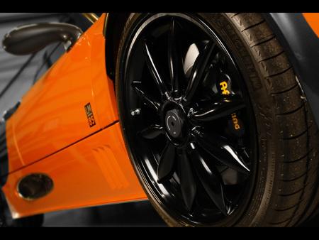 Spyker, C8 Laviolette LM85
