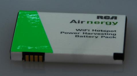 RCA, Airnergy