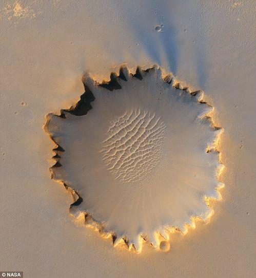 Марс, Планета, Снимки