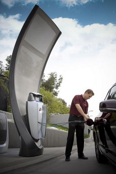 Домашняя водородная станция Honda для заправки авто