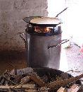 Philips разработала дровяную печь