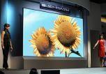 OLED дислей Mitsubishi с размером 155 дюймов