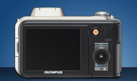 Olympus SP-800UZ самый маленький с 30x зумом
