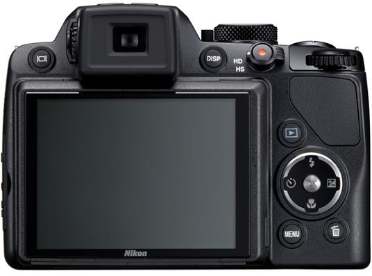 Nikon COOLPIX P100: Full HD + 26х зум