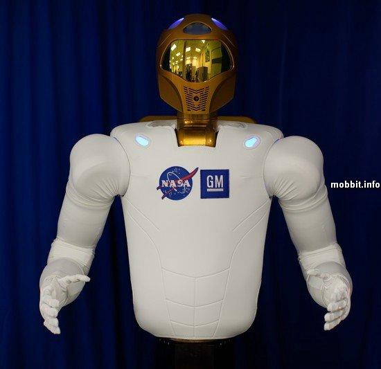 NASA, Robonaut2