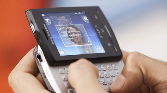 Sony Ericsson, Xperia, X10 mini