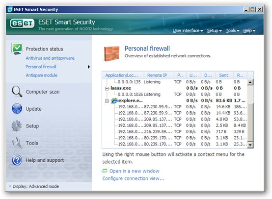ESET Smart Security 4.2.22.0 Beta