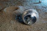 Робот-неваляшка прокатиться по луне