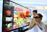 Первый Full LED 3D-телевизор