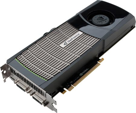 GeForce GTX 400 официально