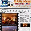 DVD PixPlay 5.21 - твори на DVD
