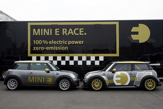 BMW, Mini E Race