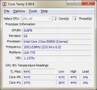 Core Temp 0.99.6 Rus - датчик температуры ЦП