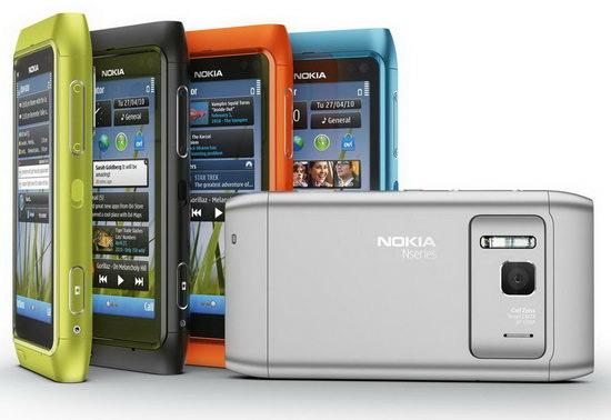 Nokia N8 официально анонсирован
