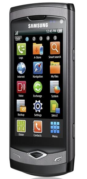 Samsung, Wave, S8500