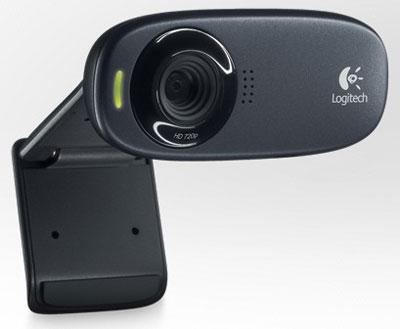 Logitech, HD Pro Webcam
