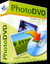 PhotoDVD 4.0.0.33 - фотографии на DVD