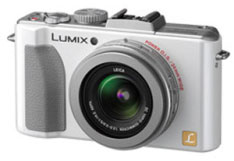 Panasonic Lumix DMC-LX5 на смену Lumix DMC-LX3