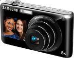 Samsung ST100 и ST600 - фотокамеры с двумя дисплеями