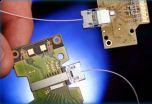 Первый гибридный кремниевый лазер