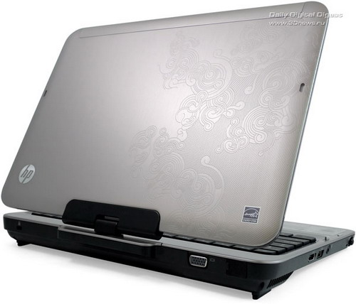 HP, TouchSmart tm2