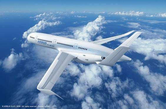 Airbus, Самолет
