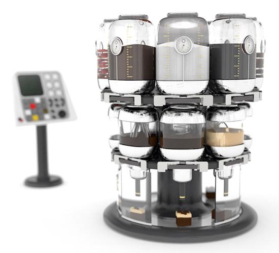 Робот, Кухня