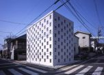 Японский мини-дом Cell Brick