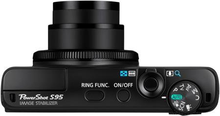 Canon, PowerShot, S95