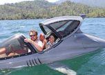 Ныряющий катер-акула Seabreacher X