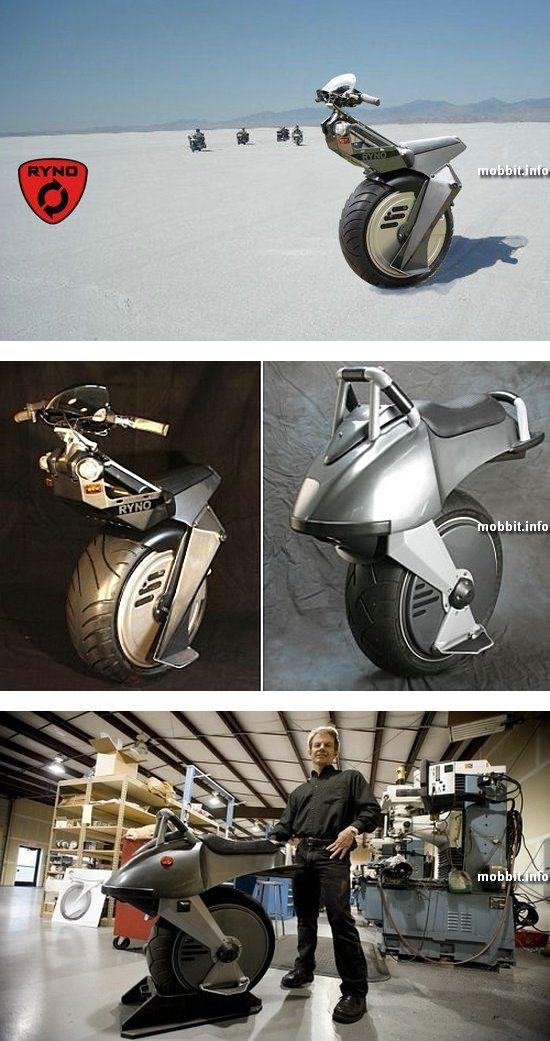 Ryno Motors, Мотоцикл