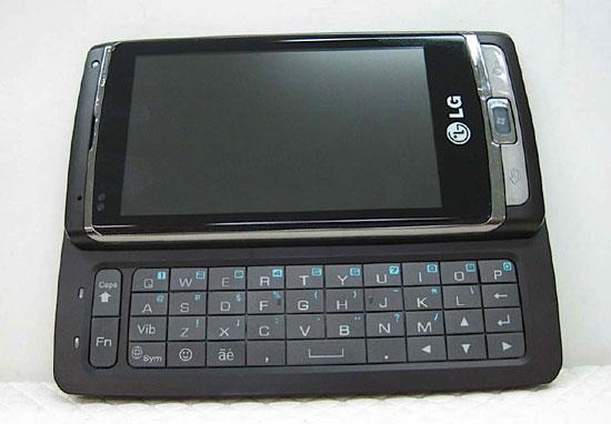 LG, GW910, Panther