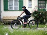 Самый быстрый электрический велосипед BlackTrail