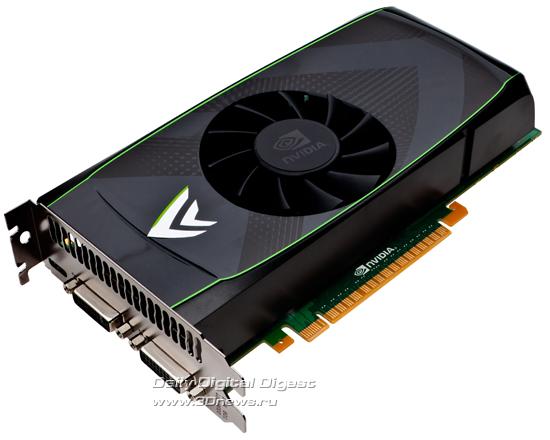 NVIDIA, GeForce, GTS 450