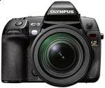 Новая флагманская зеркалка Olympus E-5