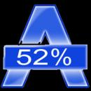 Alcohol 52% 2.0.1.2033 - виртуальный DVD-ROM