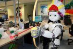 Робот-индеец iCub