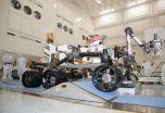"""Новый """"покоритель"""" Марса Curiosity"""