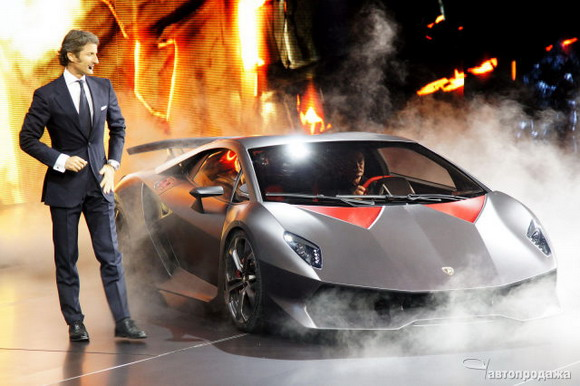Lamborghini, Sesto Elemento