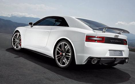 Audi, quattro