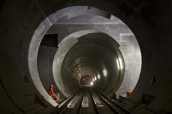 Gotthard Base Tunnel