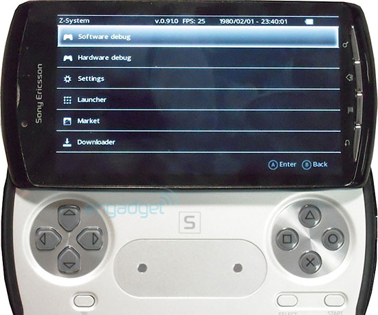 Sony Ericsson, PlayStation Phone
