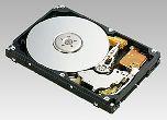 200 Гб жёсткий диск Fujitsu для ноутбуков