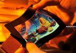 Гибкий цветной AMOLED-дисплей с поддержкой 3D