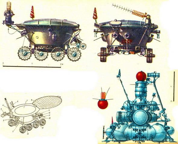 Луноход-1