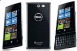 Смартфон Dell Venue Pro на Windows Phone 7