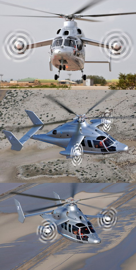 Eurocopter, X3