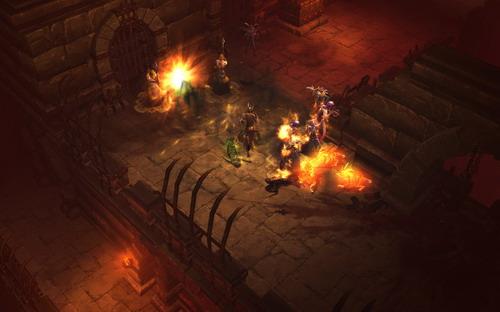 Diablo 3, Blizzard