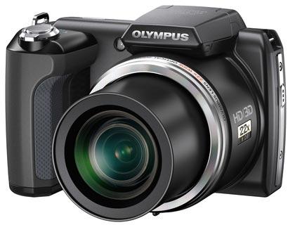Olympus, SP-610UZ
