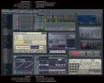 FruityLoops Studio 9.7 Beta - музыкальная студия